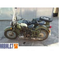 Motorcycle Dnepr MB 650 M (2WD) , 650 cc