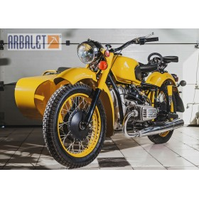Motorcycle Dnepr 10-36 (1WD) (Whisky)