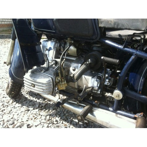 Motorcycle Dnepr 11 (1WD) engine # 251555 (KM3-8.15501)