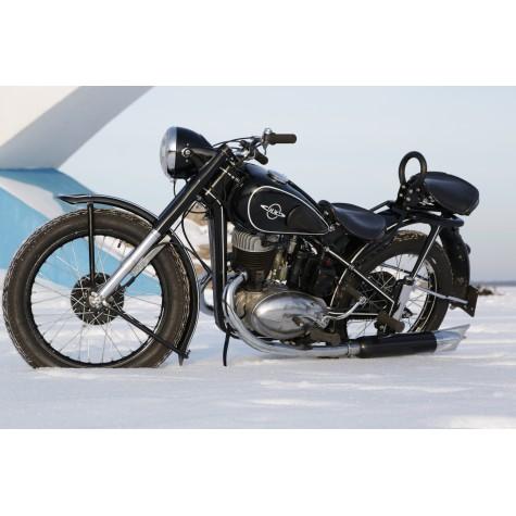 Motorcycle IZ 49