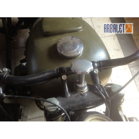 Motorcycle Dnepr MB 650 M (2WD) , 650 cc