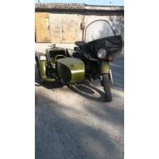 Motorcycle Dnepr MB 650  (2WD) , 650 cc