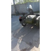 Motorcycle Dnepr MB 650  (2WD) , 650 cc