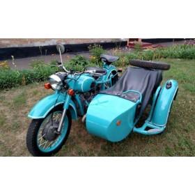Motorcycle Dnepr MT 9 (1WD)