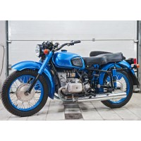 Motorcycle Dnepr MT 11 (1WD)