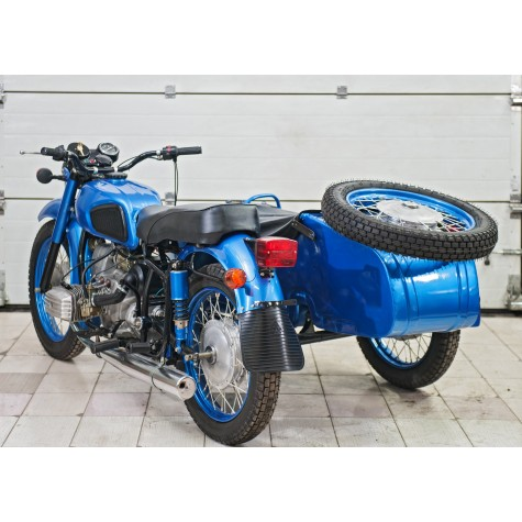 Motorcycle Dnepr MT 11 (1WD)