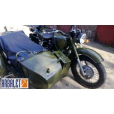 Motorcycle KMZ MB 650 M1 (2WD)