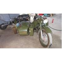 Motorcycle KMZ MB 750 M1 (2WD)