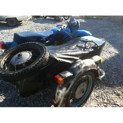 Motorcycle Dnepr 11 (1WD) engine # 122153 (1992 year, 129521.1 Miles)