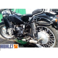 Motorcycle K-750 (1WD) 750 cc (1962 year)