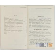 Operation manual Dnepr-11/16 German language