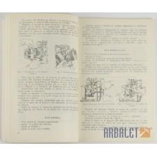 Operation manual Dnepr-11/16 Spanish language