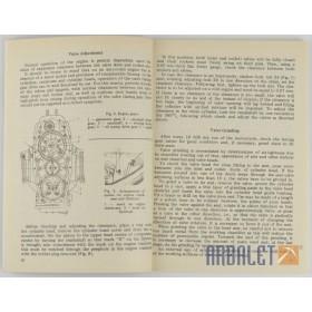 Operation manual Dnepr-11 English language