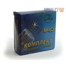 Set of piston rings 0.0 (norma, 78.0) (61-01217-01-Р1)