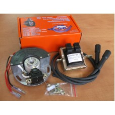 Electronic contactless system of ignition 12V with coil 1135.3705 (135.3734, 1135.3705)