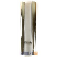 Pair of silencers (exhaust pipes) (KM3-8.15512100)