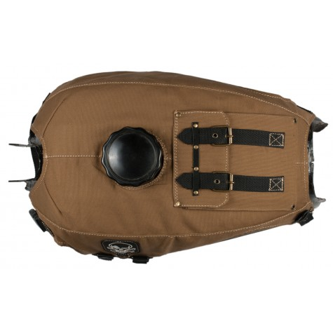 Fuel tank cover Coyote-4, brown (ftcv-04-coy)