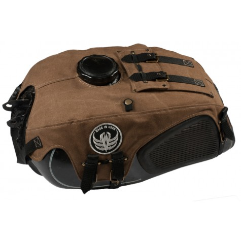 Fuel tank cover Coyote-7, brown (ftcv-05-coy)