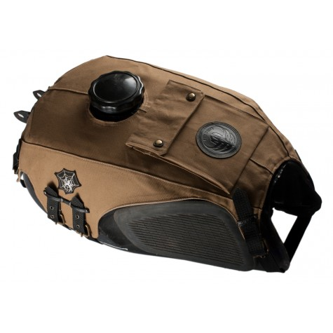 Fuel tank cover Coyote-3, brown (ftcv-03-coy)