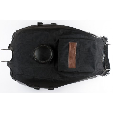 Fuel tank cover, Arbalet black (ftcv-07-b)