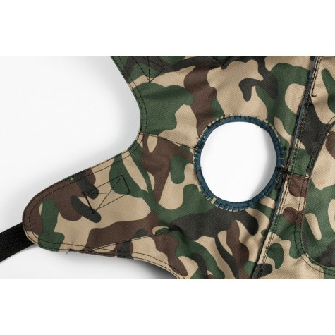 Fuel tank cover, grey mist (ftcv-08-gm)
