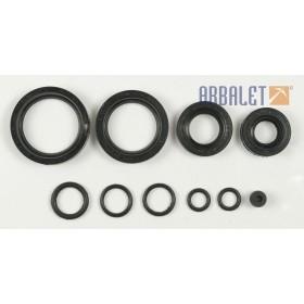 Set of seals for gearbox (sealset)