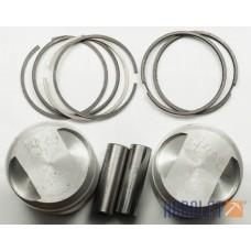 Pistons  Diameter 79.0 (pair) with rings (KM3-8.15501237)
