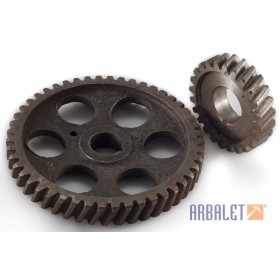 Gears pair (MT801406, MT801229)