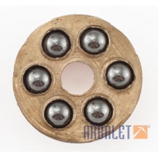 Thrust ball bearing, metal (948066)
