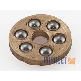 Thrust ball bearing, metal (948066)