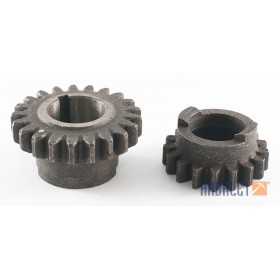 Pair of gears (MT804305, MT804303)
