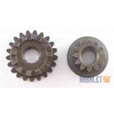 Pair of gears (MT804581-01, MT804583-01)