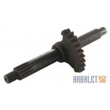 Kick-starter shaft assembly (MT804590)
