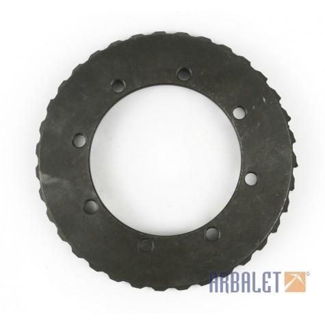 Differential crown wheel set (pair) 35/10 (15505210 (7205227))