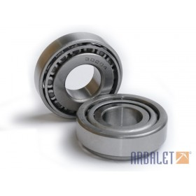 Roller bearing (2 pieces) (7204A)
