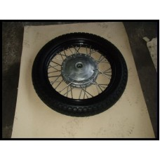 Wheel with tyre, disassembled (75006300)