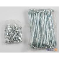 Set of spokes and nippels 40 pics (73006312, 75006313)
