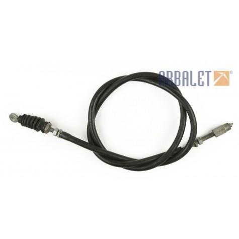 Sidecar wheel brake cable (KM3-8.15506720/KM3-8.15506720-05)