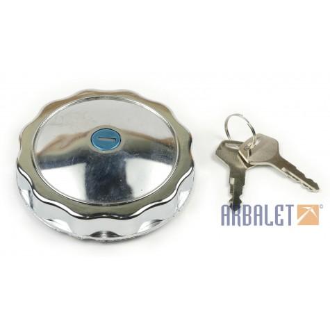 Plug with the lock, plastic (7210420)
