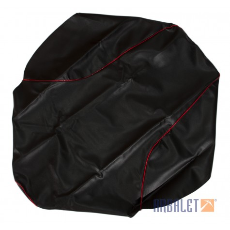 Double saddle leatherette cover (KM3-8.15213-01-cover)