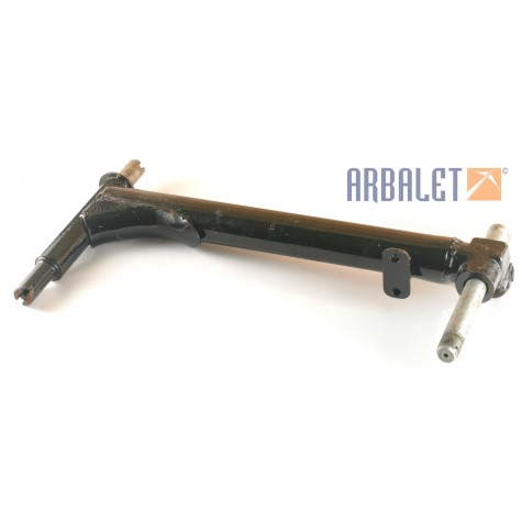 Lever with axle for sidecar (KM3-8.15520200)