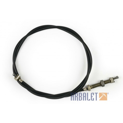 Set of cables brake, clutch, throttle (KM3-8.15214040, KM3-8.15314030, KM3-8.15514050)