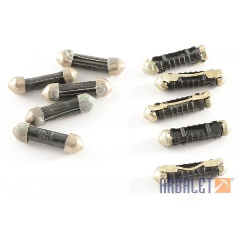 Fuses 10A/15A (10 pieces) (ПР11-К-3722210, ПР119B-3722210)