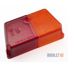 Red, Orange lens (ФП219-3716204/ФП219-3716205)