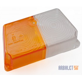 Orange, Colourless lens (ПФ232-3726204, ПФ232-3726205)