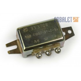 Voltage regulator 12V (33.3702)