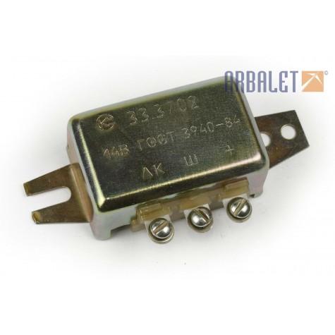 Voltage regulator 12V (33.3702)