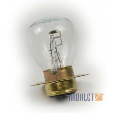 Headlamp bulb 12V, old base (A12-45+40)