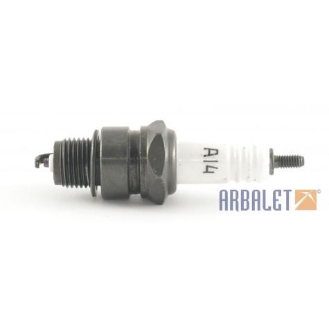 Spark plug 4 peace (A14В-3707000/CH430-3707000 (A17В)*)