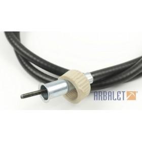 Speedometer cable (ГВ127-B-3802600)